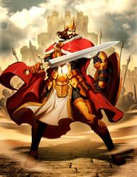 King Arthur by GENZOMAN