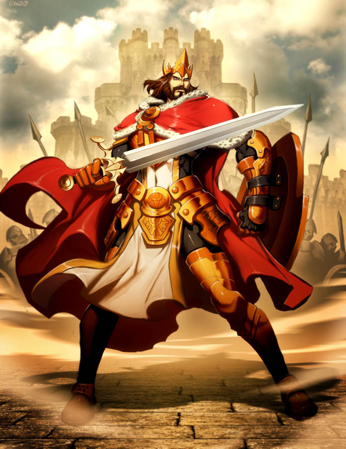 essay on king arthur being a hero King arthur essaysarthurian legends still reign today people like to win it goes  back  was to win it is human nature to want to be the hero, the victor, the cha.
