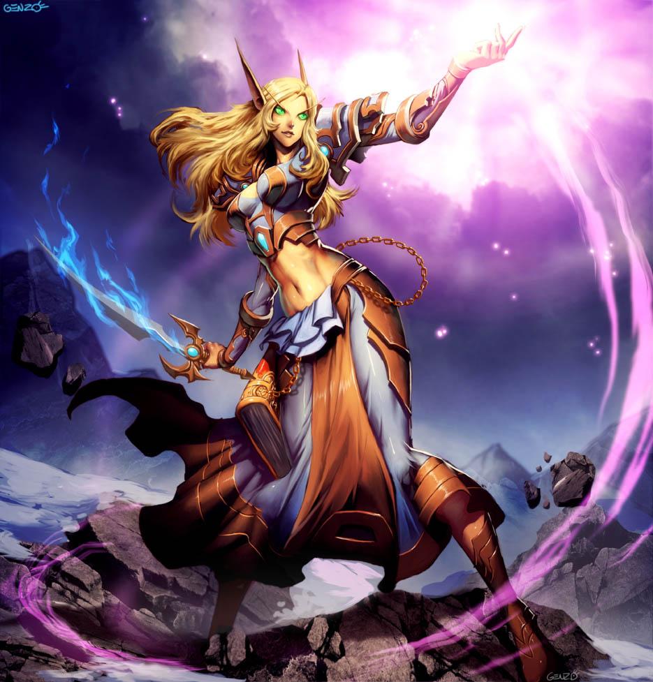 Warcraft - Siaranna