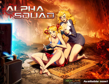 Alpha Squad - Release by GENZOMAN