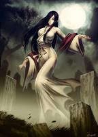 Yurei by GENZOMAN