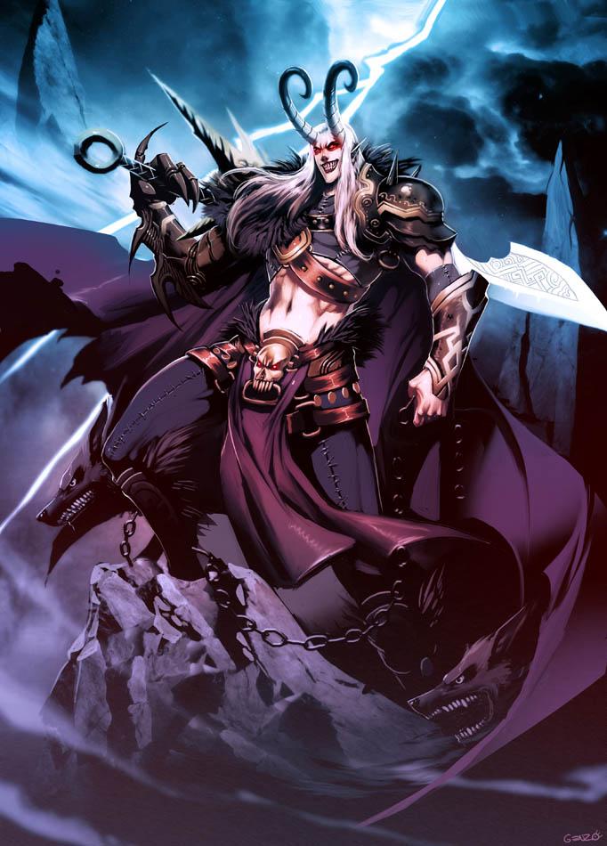Loki by GENZOMAN