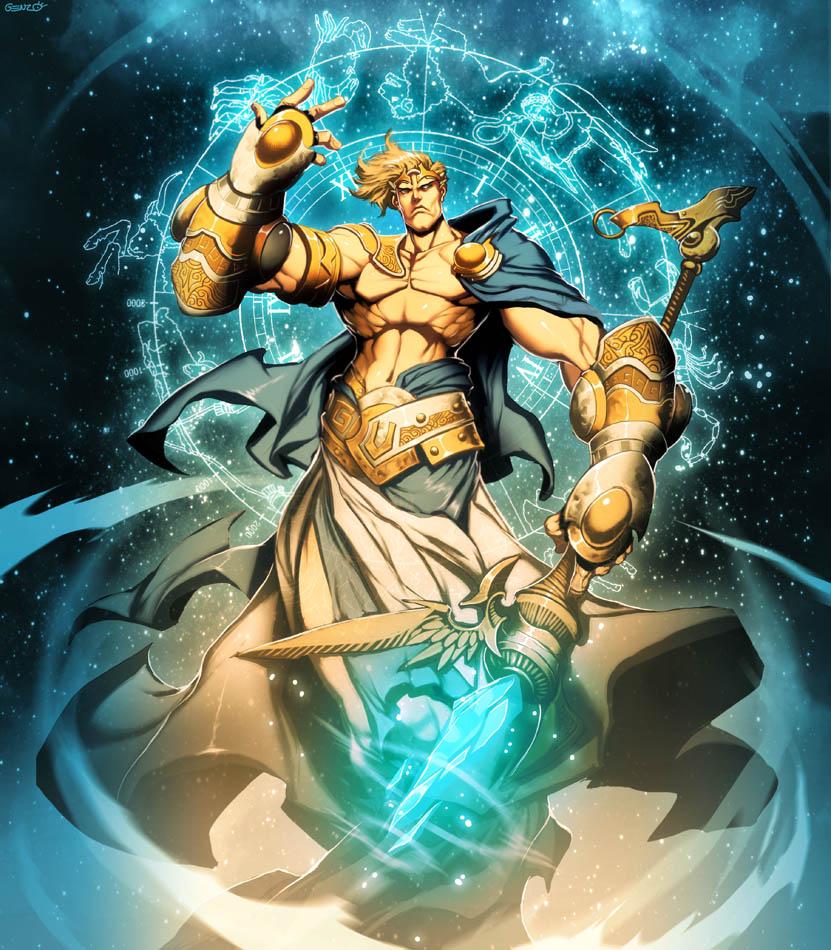 Uranus by GENZOMAN