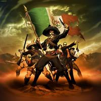 Viva Mexico by GENZOMAN