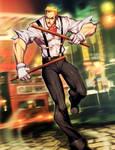Street Fighter - Eagle