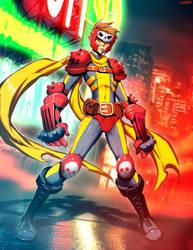 UFS - Super Skull man 33