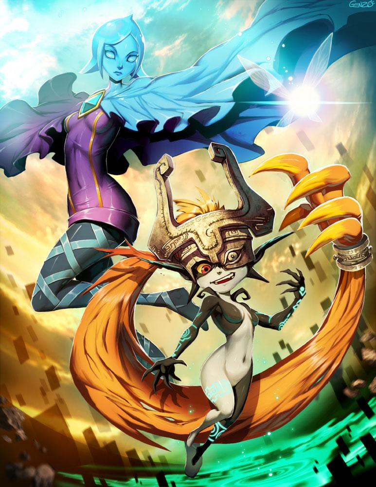Zelda - Midna Fi Navi by GENZOMAN