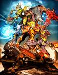 Warcraft - Ramen guild