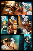 The Wanderer VENT page 3 by GENZOMAN