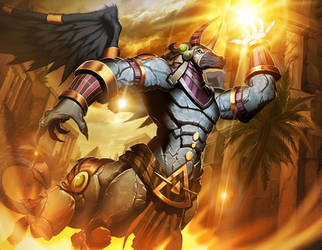 Warcraft - Monstrous Heal