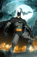 Batman by GENZOMAN