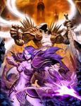 Warcraft X Diablo