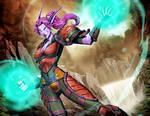 Warcraft - Elmira Moonsurge