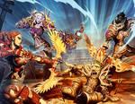 Warcraft - Tracker mark