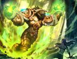 Warcraft - Mark of Cenarius