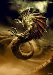 Au Kuang - Dragon King of the East Sea
