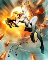 Marvel - Sharon Carter