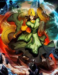 Avatar Kyoshi by GENZOMAN