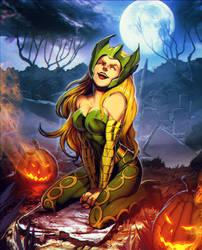 Enchantress Arcane Power by GENZOMAN