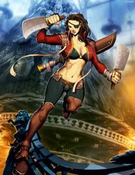 The Pirate-Emma Raynor