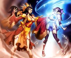 L5R - Phoenix Magic