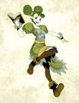 Zelda - Farore Sketch