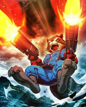 Rocket Raccoon Plus