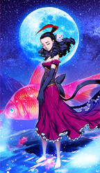 Dream in Color Artbook - PREVIEW by GENZOMAN