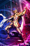 Saint Seiya - Death Mask of Cancer