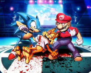 Smash Bros - Bubsy