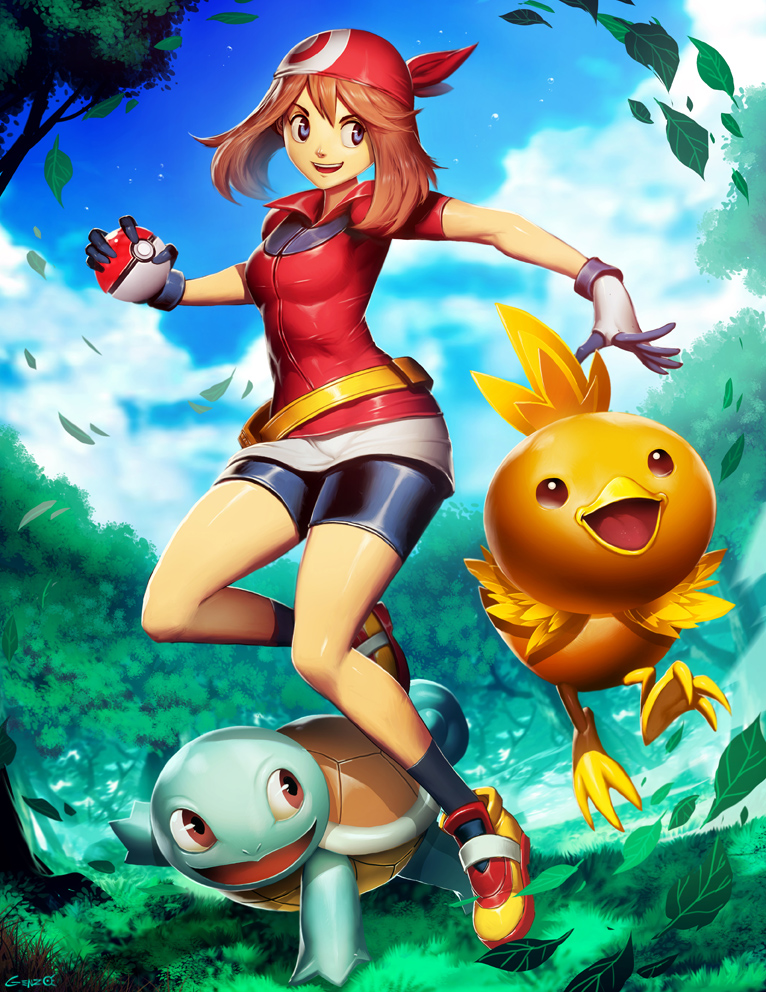 Pokemon - May