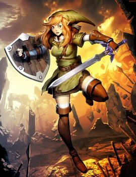The Legend of Zelda - Linkle