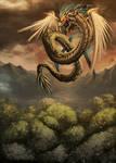 Quetzalcoatl - Tlillan