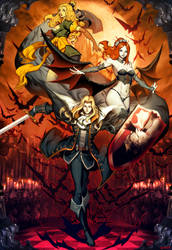 Castlevania - Symphony of the night