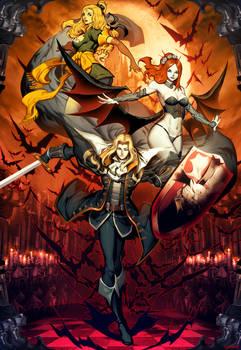 Castlevania - Symphony of the night
