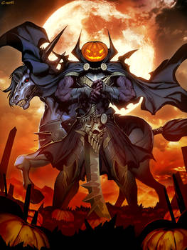Halloween - Headless Horseman