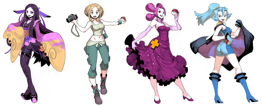 Dahlia pokemon cosplay