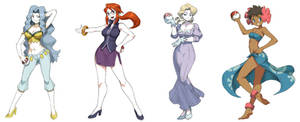 Pokegirls Vol 10