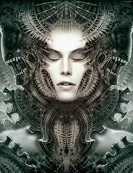 Alien Visions - Ripley by GENZOMAN