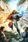 Street Fighter Unlimited 10 - Gill