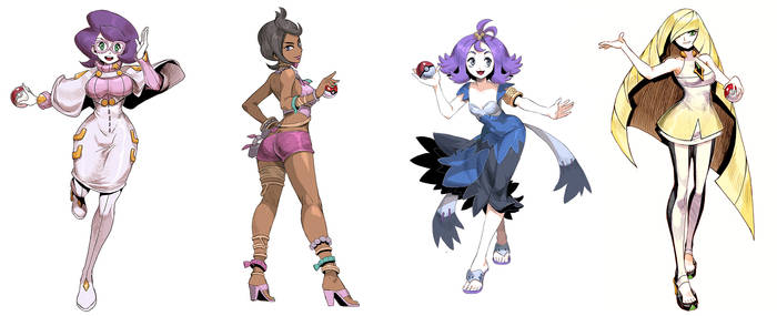 Pokegirls vol 14