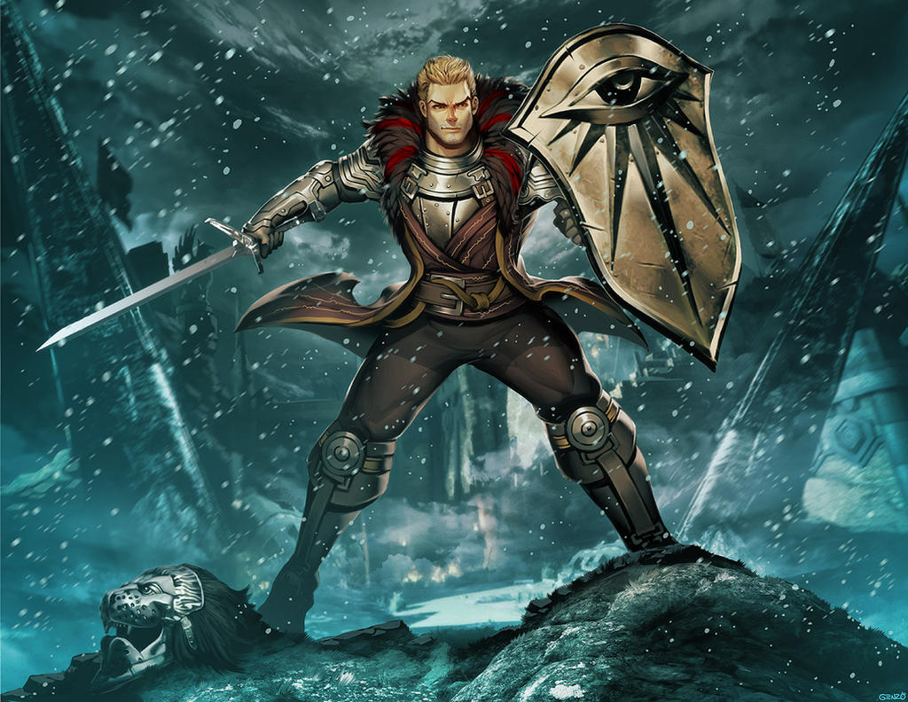 Cullen Rutherford Dragon Age Inquisition By Genzoman On Deviantart