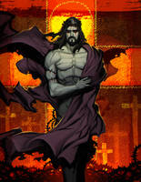 Jesus by GENZOMAN