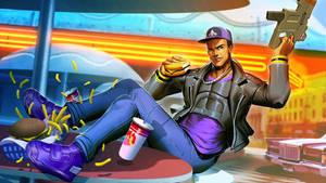 Kingpin - Agents of Mayhem by GENZOMAN