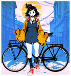 Bike by GENZOMAN