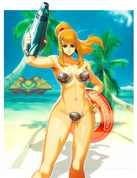 Metroid Bikini - Goodbye Summer