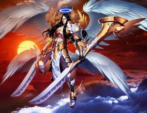 Lucifer pre-fall