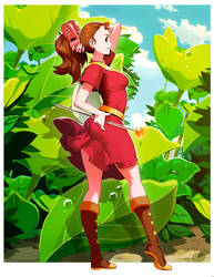 Arrietty by GENZOMAN