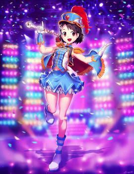 Chie Sasaki - Idolmaster Cinderella Girls