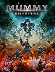 The Mummy Demastered by GENZOMAN